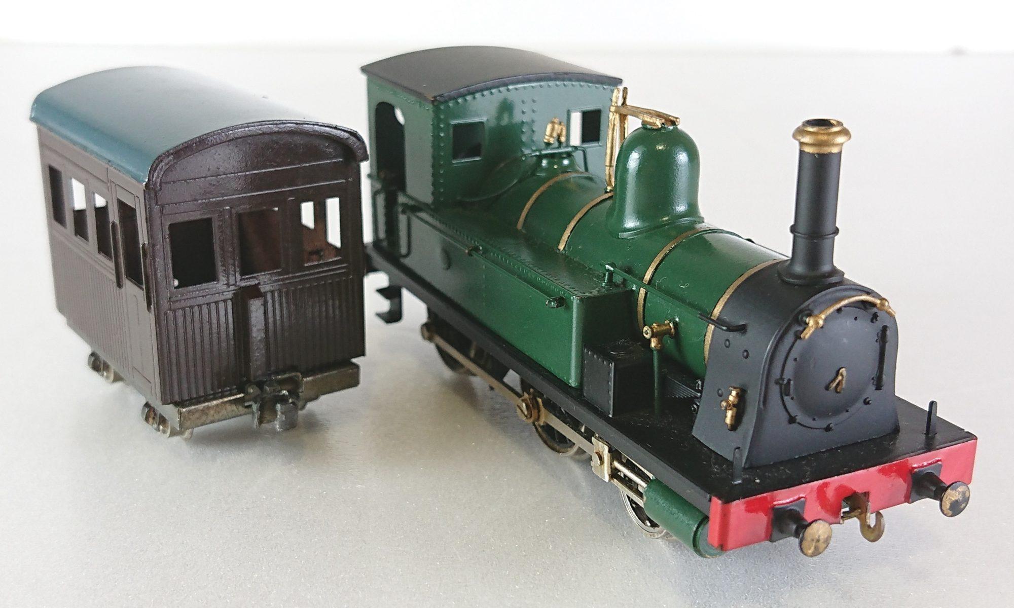 鉄道模型 HOゲージ