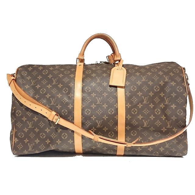 Louis Vuitton ルイヴィトン キーポル60 ボストンバッグ